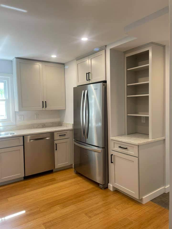 Stone Surface Cabinets 3