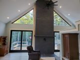 Granite Fireplace Surround and Hearth 5