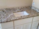 Stone Surface Granite Vanity Square Sink