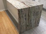 Stone Surface Granite Waterfall Panel 1