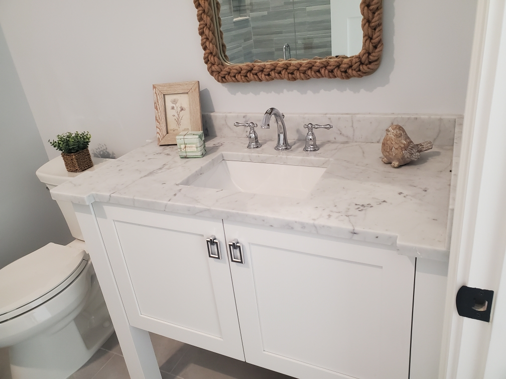 Stone Surface Vanity Square Sink