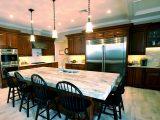 Granite kitchen install